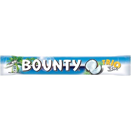 Billede af Bounty Trio 85 g.