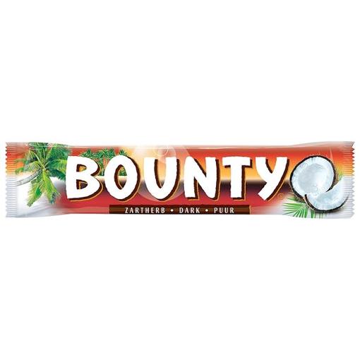 Billede af Bounty Bittersød 57 g.