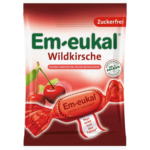 Billede af Em-eukal Vild Kirsebær 75 g.