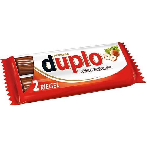Billede af Ferrero Duplo 2er 36,4 g.
