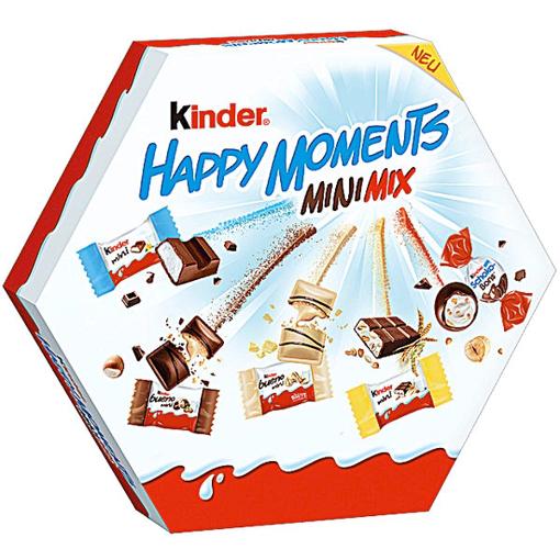 Billede af Ferrero Kinder Happy Moments 162 g.