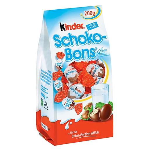 Billede af Ferrero Kinder Schoko Bons 200 g.