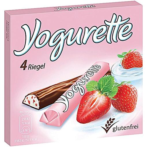 Billede af Ferrero Yogurette 4er 50 g.