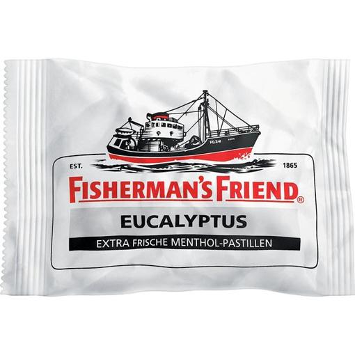 Billede af Fishermans Friend Eucalyptus 25 g.