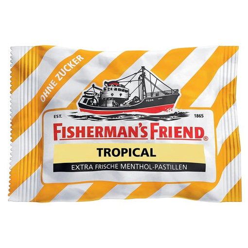 Billede af Fishermans Friend Tropical 25 g.
