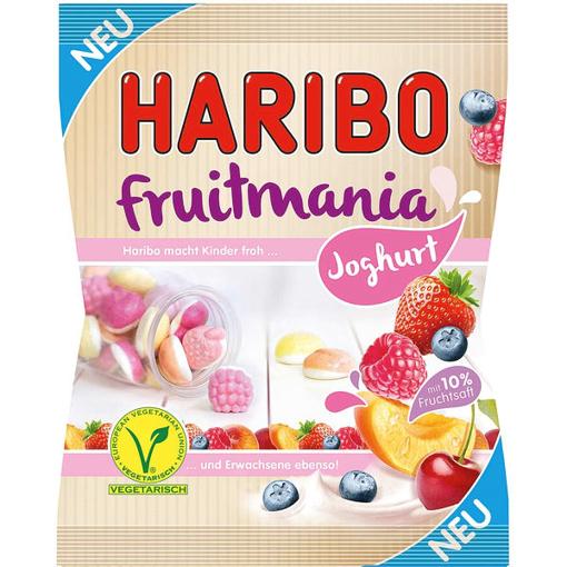 Billede af Haribo Fruitmania Joghurt 175 g.