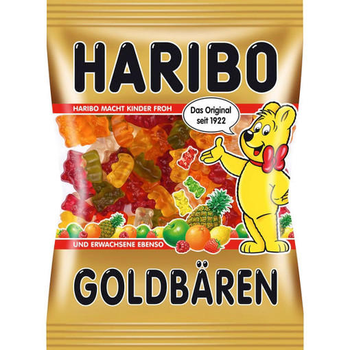 Billede af Haribo Goldbären 200 g.