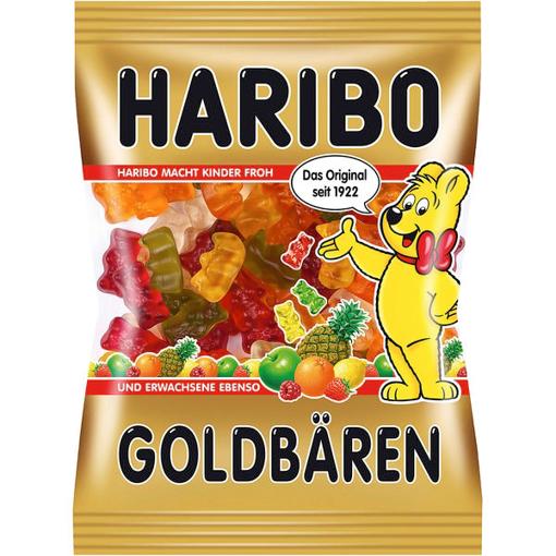 Billede af Haribo Goldbären 100 g.