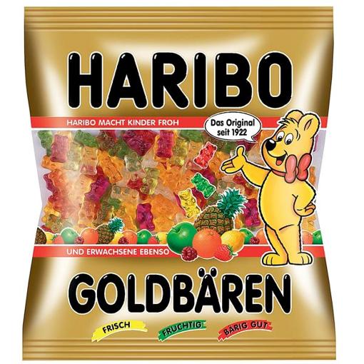 Billede af Haribo Goldbären Motiv 1000 g.