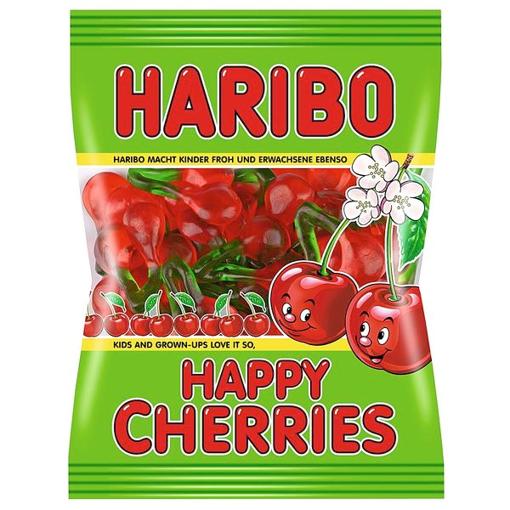 Billede af Haribo Happy Kirsebær 200 g.