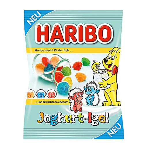 Billede af Haribo Joghurt-Igel 175 g.