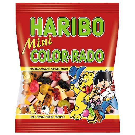Billede af Haribo Mini Color-Rado 175 g.