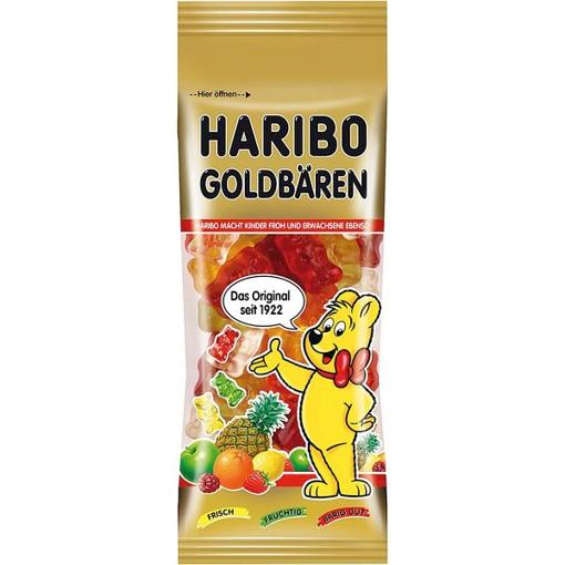 Billede af Haribo Mini-Goldbären 75 g.