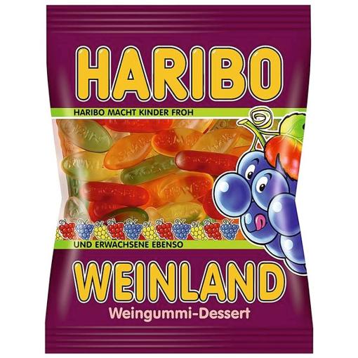 Billede af Haribo Weinland  vingummi 200 g.