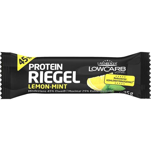 Billede af LowCarb.one Protein-Riegel Lemon-Mint 35 g.