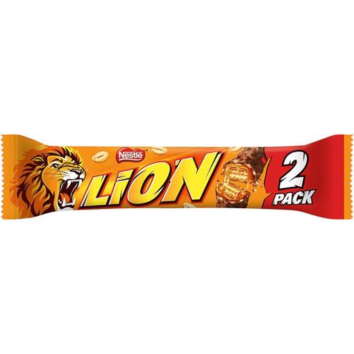 Billede af Lion Peanut 62 g.