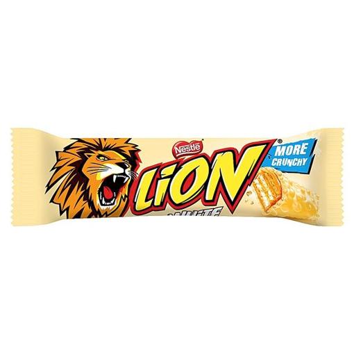 Billede af Lion White 42 g.