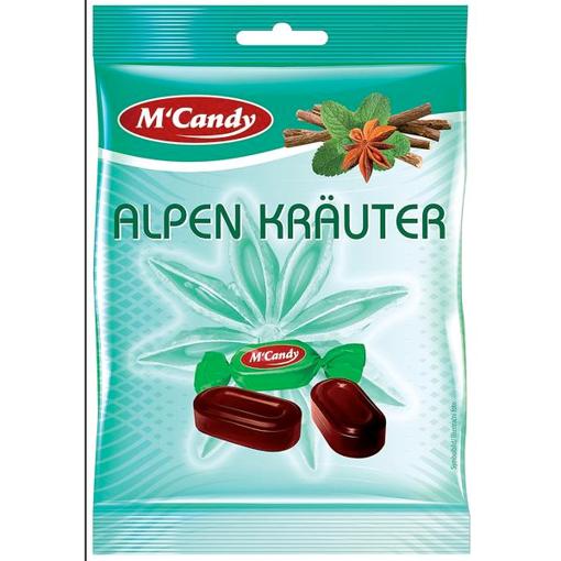 Billede af M'Candy Alpe Urter 100 g.