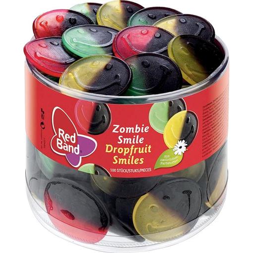 Billede af Red Band Zombie Smile 1200 g.