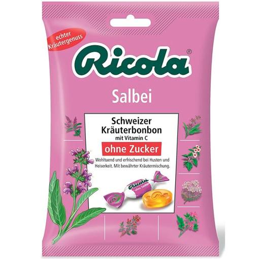 Billede af Ricola Alpen Salbei 75 g.