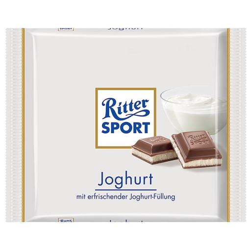 Billede af Ritter Sport Joghurt 100 g.