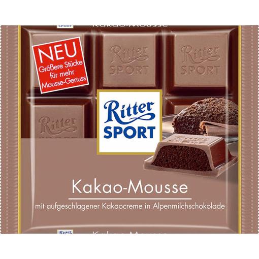Billede af Ritter Sport Kakao-Mousse 100 g.
