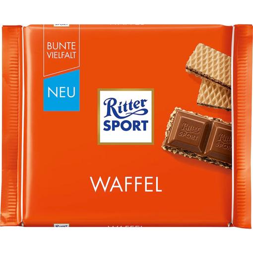 Billede af Ritter Sport Waffel 100 g.