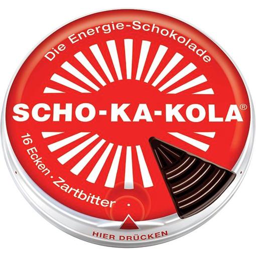 Billede af Scho-Ka-Kola Zartbitter 100 g.