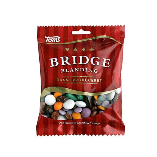 Billede af Toms Bridge Blanding 225 g.