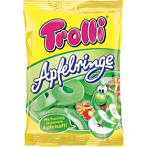 Billede af Trolli Apfelringe 200 g.
