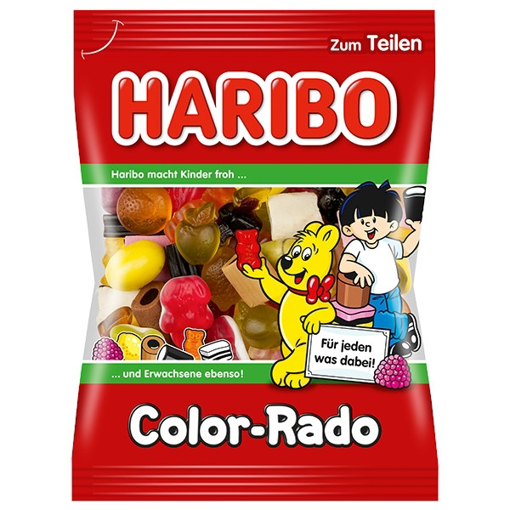 Billede af Haribo Color Rado  200 g.