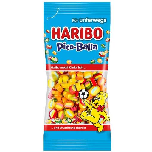 Billede af Haribo Mini Pico-Balla 65 g.