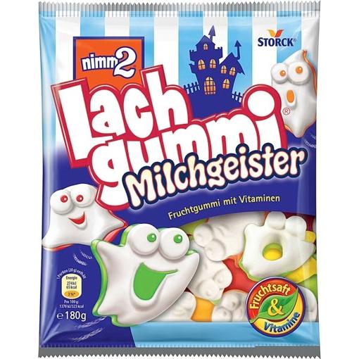Billede af Nimm 2 Lachgummi Milchgeister 180 g.