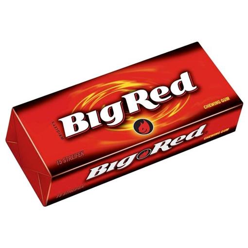 Billede af Wrigley's Big Red 50 g.