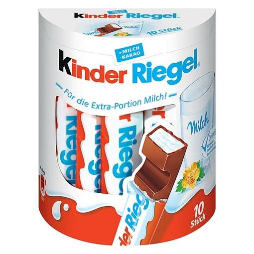 Billede af Ferrero Kinder Riegel 10er 210 g.