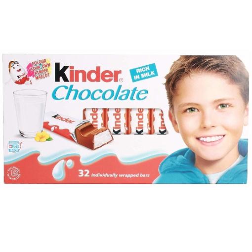 Billede af Ferrero Kinder Schokolade 32er 400 g.