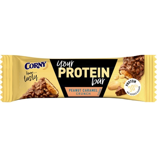 Billede af Corny Protein Peanut Caramel Crunch 40 g.