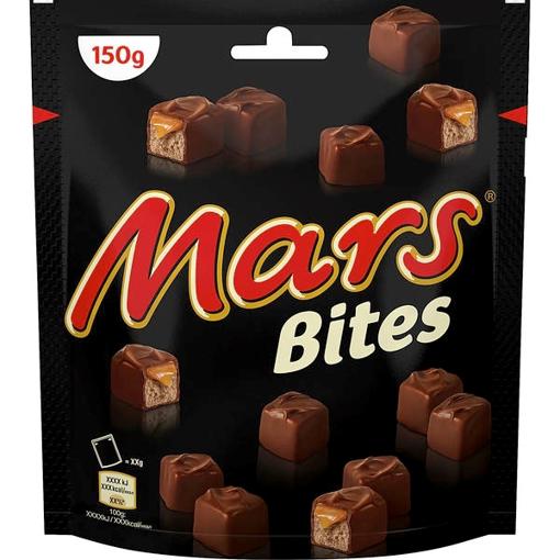 Billede af Mars Bites 150 g. MHT. 29-03-2020