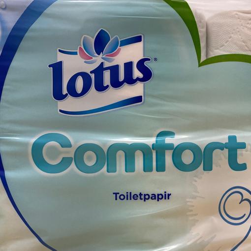 Billede af Lotus Toilet Papir 16 Ruller
