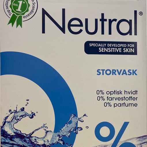 Billede af Neutral Storvask 5,270 kg