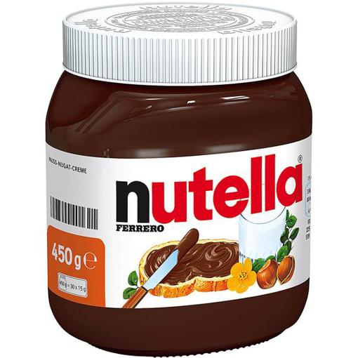 Billede af Nutella 450 g