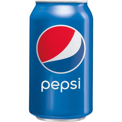 Billede af Pepsi 24 x 0,33 l