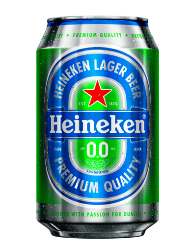 Billede af Heineken Øl 00 24 x 0,33 l