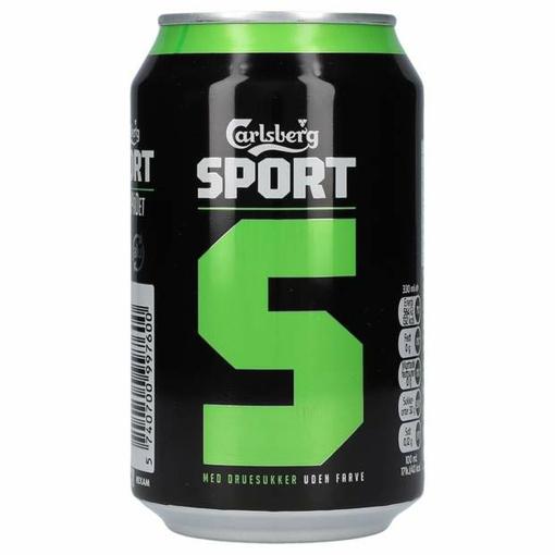Billede af Carlsberg Sport 24 x 0,33 l