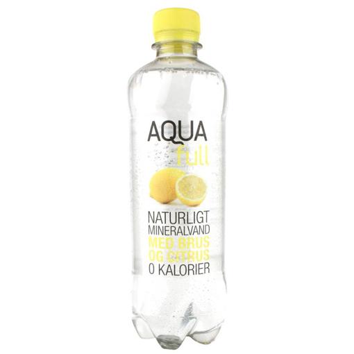 Billede af Aqua Full Citrus Brus 18 x 0,5 l